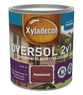 Almi - Xyladecor Oversol 2v1 rosewood 5,0 l