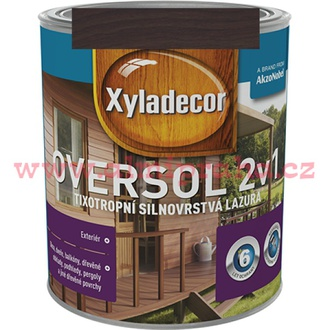 Almi - Xyladecor Oversol 2v1 wenge 5,0 l