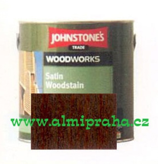 Almi - Johnstones Satin Wood Medium Oak 5,0 l