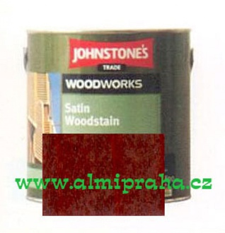 Almi - Johnstones Satin Wood Mahagony 5,0 l