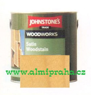 Almi - Johnstones Satin Wood Clear 5,0 l