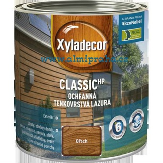 Almi - Xyladecor Classic HP ořech 5,0 l