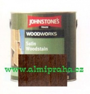 Almi - Johnstones Satin Wood Rosewood 5,0 l